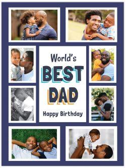 world's best dad happy birthday