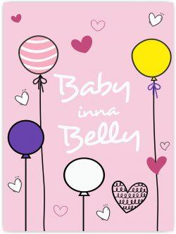 baby inna belly